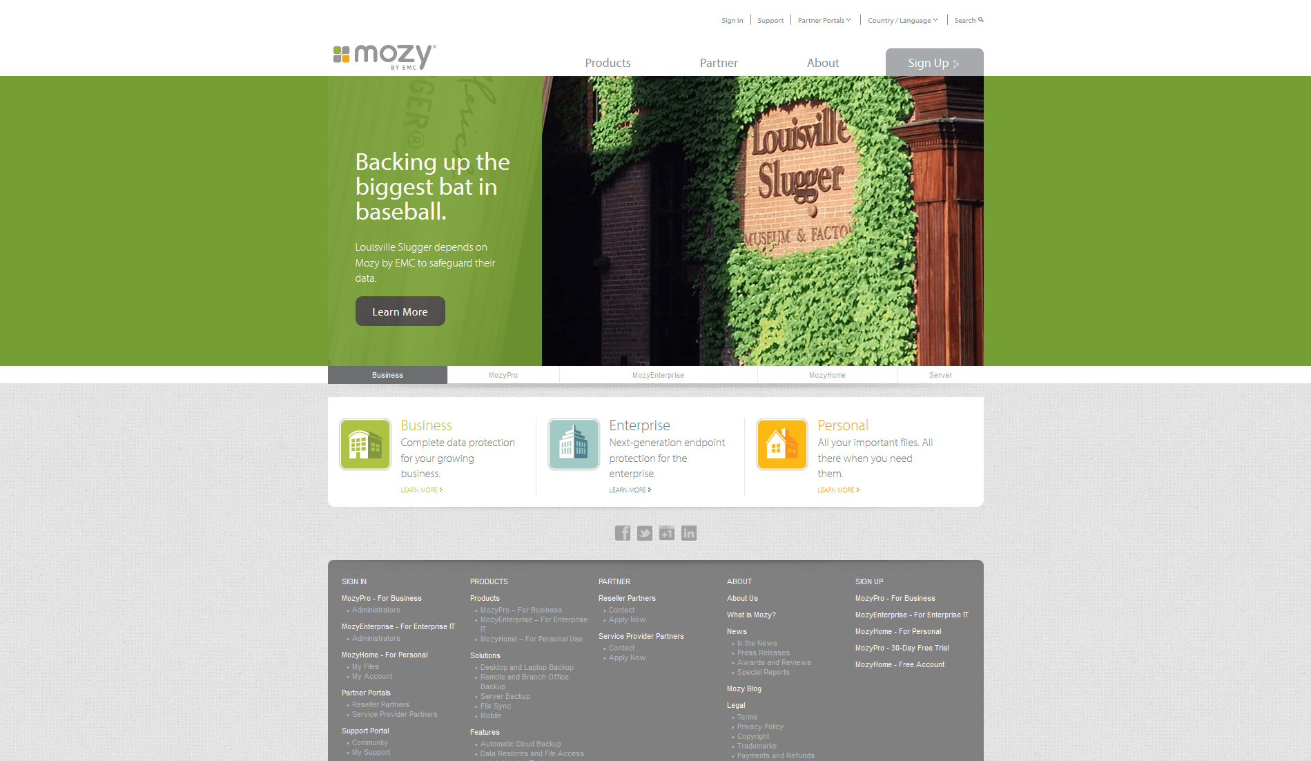 Online Backup, Cloud backup, and Data Backup Solutions  Mozy