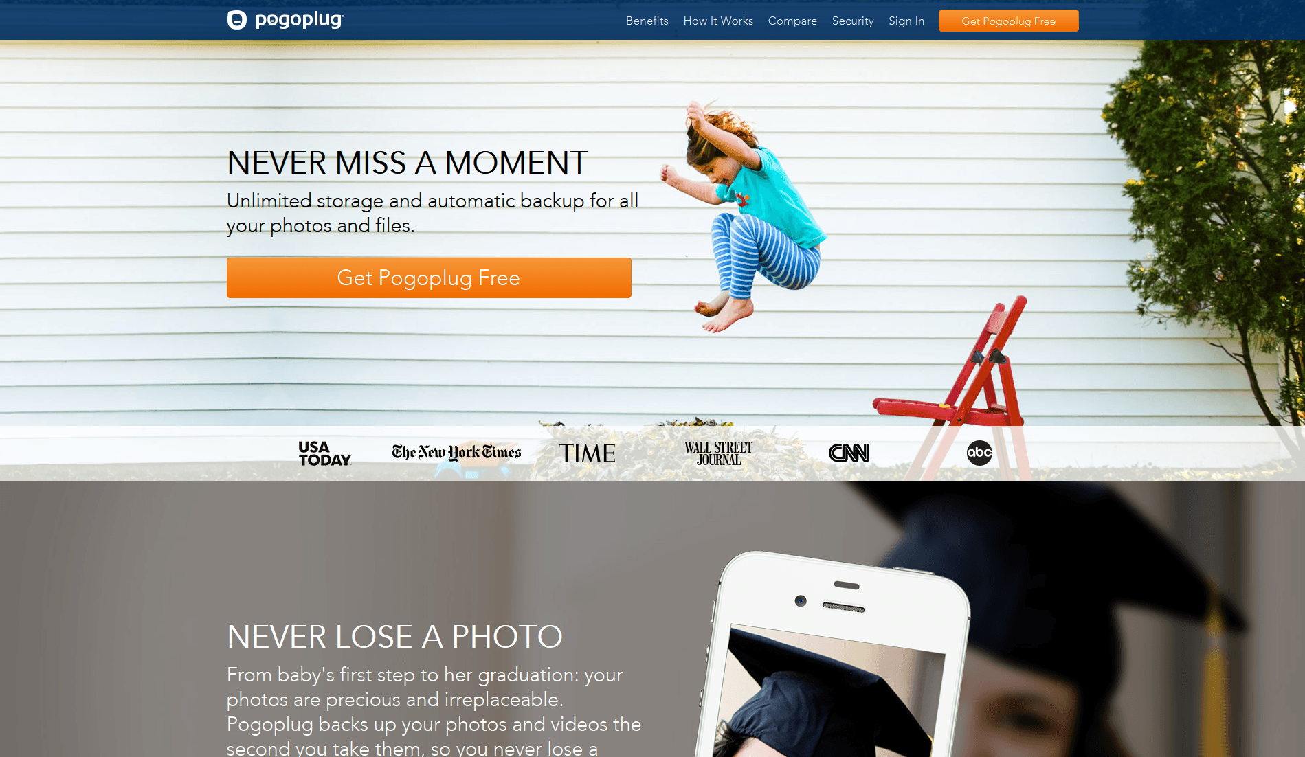 Pogoplug - Online backup and cloud storage for iPhone, Android, PC, Mac and tablet