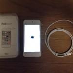 第6世代の新iPod touchを買ってみた