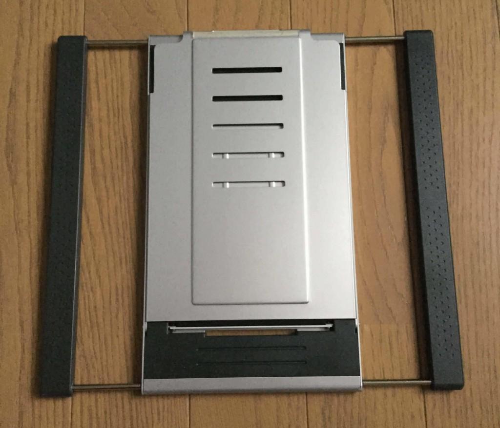 サンワのノートパソコンスタンド iPadスタンド