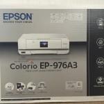 パソコンのプリンターはWi-Fi接続、A3印刷ができるエプソンの「EP-976A3」がおすすめ
