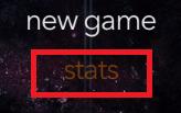 ZType 「status」を押下