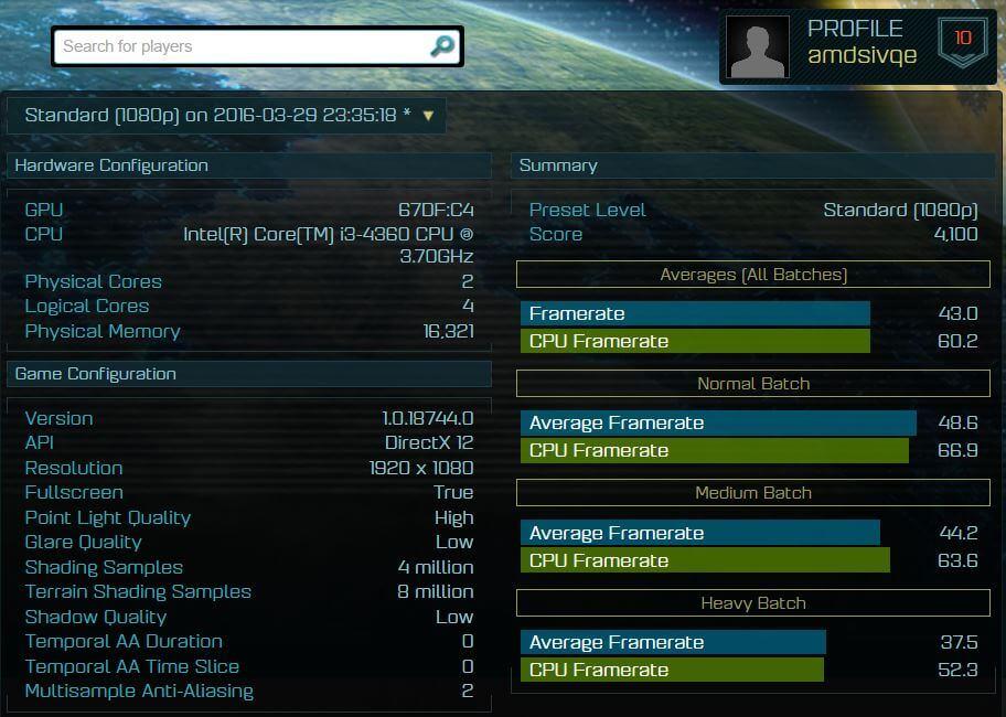 STANDARD 1080P 67DF POLRIS 10