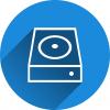 Windowsでどのフォルダが容量を占有しているかを調べる時は「DiskInfo」が便利