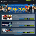 Steamでカプコンのタイトルが最大80%OFFのセールを実施