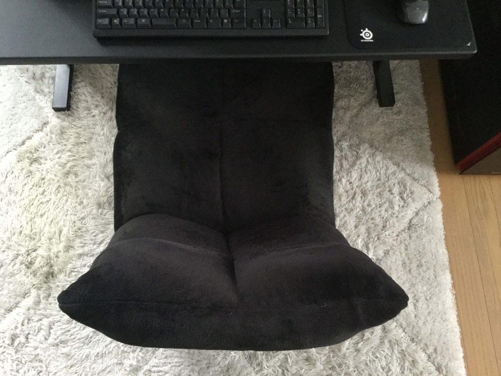 Bauhutte (バウヒュッテ) BHD-1000L 座椅子と合わせて使用