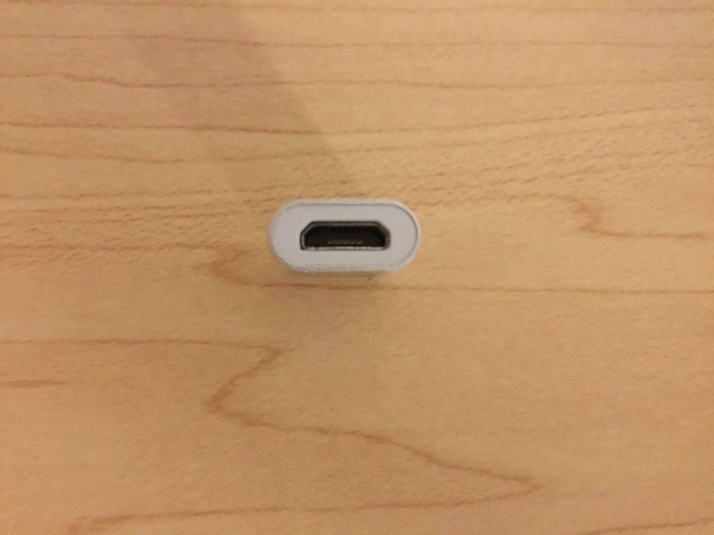 マグネット式 Micro USB 変換 FIRST2SAVVV Micro USBを差し込む端子側