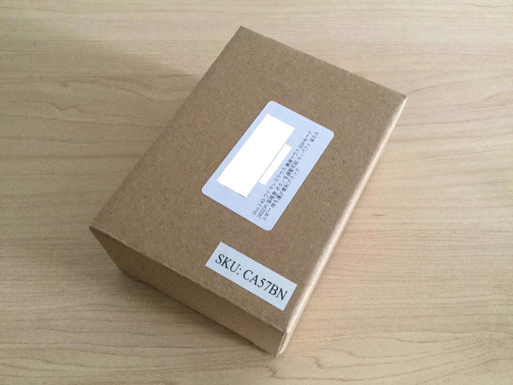 Qtuo 2.4G 包装はシンプル