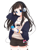 waifu2x-caffe (for Windows) 拡大前の画像