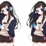 画像をきれいに拡大する「waifu2x-caffe (for Windows)」を使ってみた