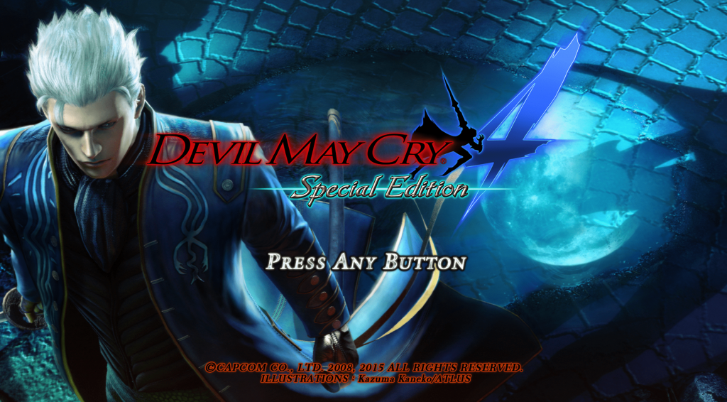 Devil May Cry 4: Special Edition 1