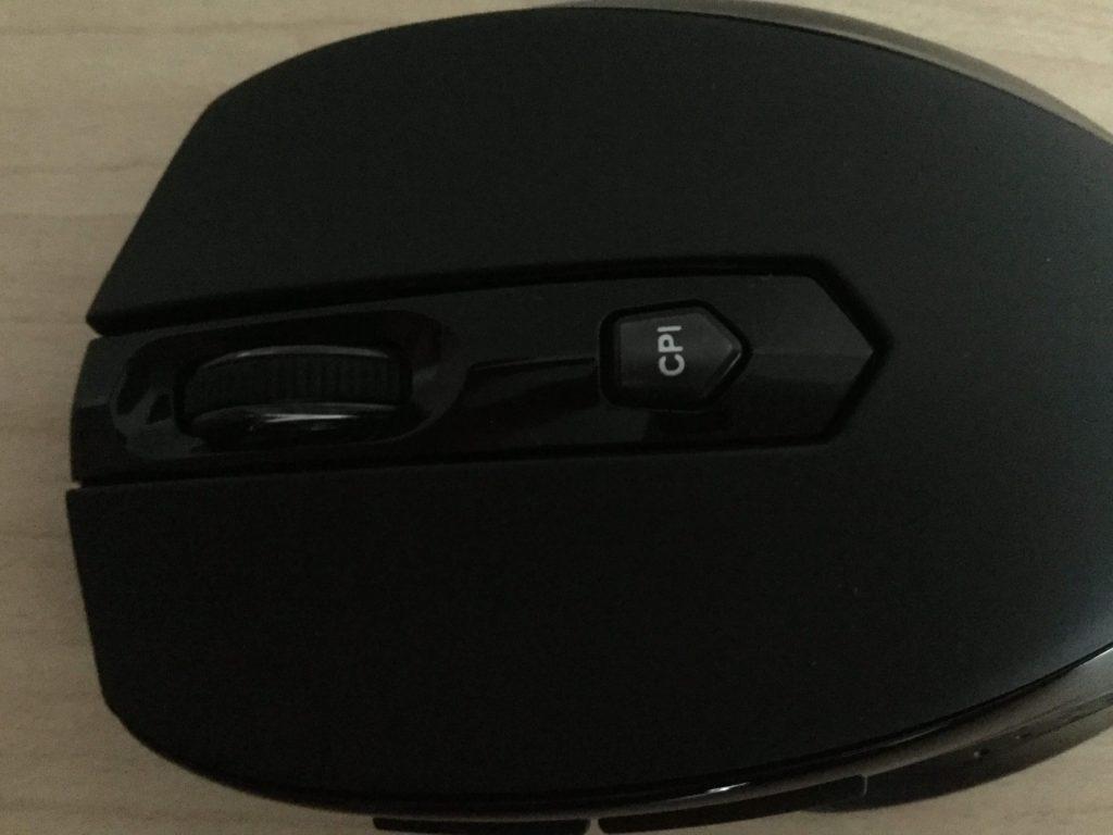 Qtuo 2.4G ワイヤレスマウス 2