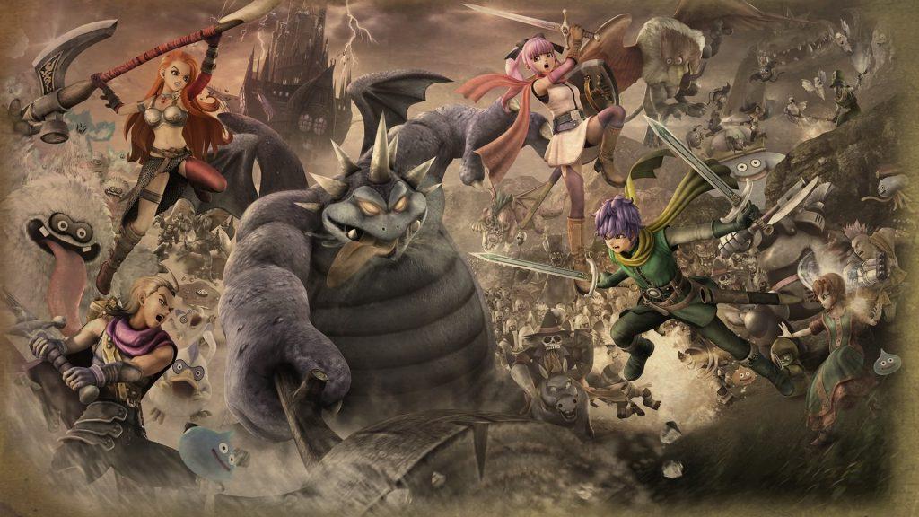 ドラゴンクエストヒーローズⅡ -双子の王と予言の終わり- 2