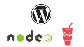 Windowsに「Node.js」 と「Gulp.js」をインストールして、WordPressテーマのSimplicityの子テーマにあるCSSをMinify化して読み込んでみた