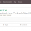 Atomエディタでターミナルが使えるパッケージ、「platformio-ide-terminal」が便利