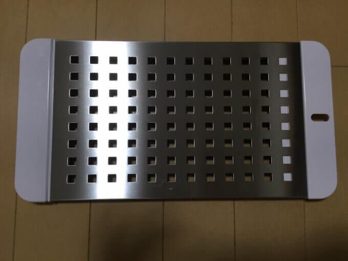 パール金属 日本製 シンク 調理台 スライド式 ステンレス デュアリス H-5650 天板
