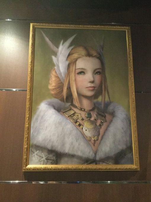 エオルゼアカフェ カヌ・エ・センナ様の肖像画