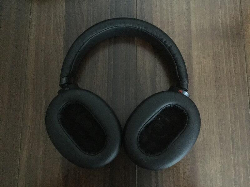 MDR-1AM2B イヤーパッド耳にちょうど良い感じで入る